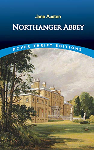 9780486414126: Northanger Abbey (Dover Thrift Editions)