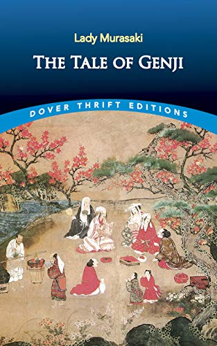 9780486414157: The Tale of Genji (Dover Thrift Editions)