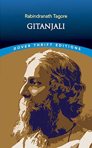 9780486414171: Gitanjali (Dover Thrift Editions)