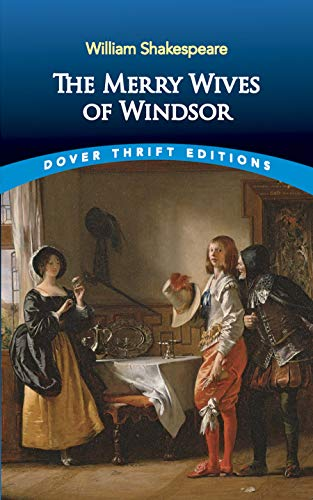 9780486414225: The Merry Wives of Windsor (Dover Thrift Editions)