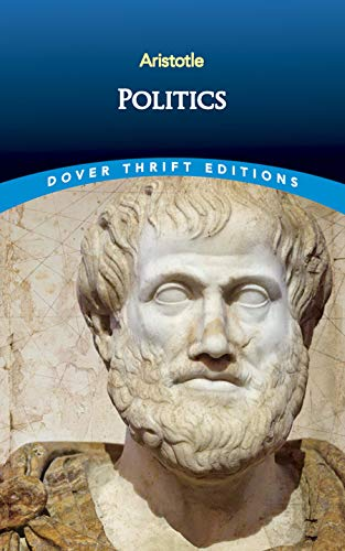 Politics (Dover Thrift Editions): Aristotle