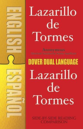 9780486414317: Lazarillo de Tormes (Dual-Language)