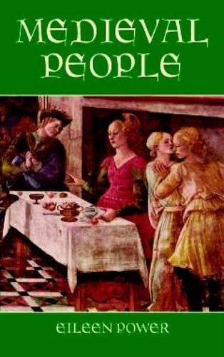 9780486414355: Medieval People
