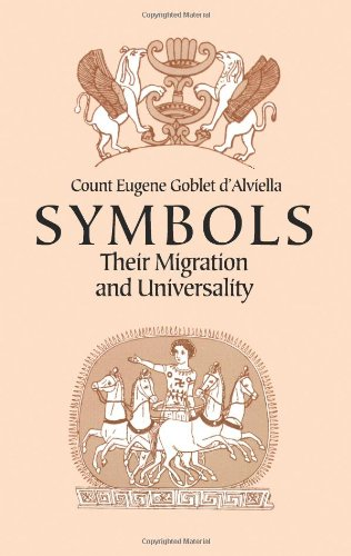 9780486414379: Symbols: Their Migration and Universality (Dover Occult)