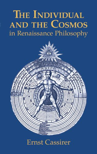 9780486414386: The Individual and the Cosmos in Renaissance Philosophy