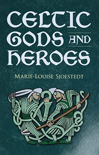 9780486414416: Celtic Gods and Heroes