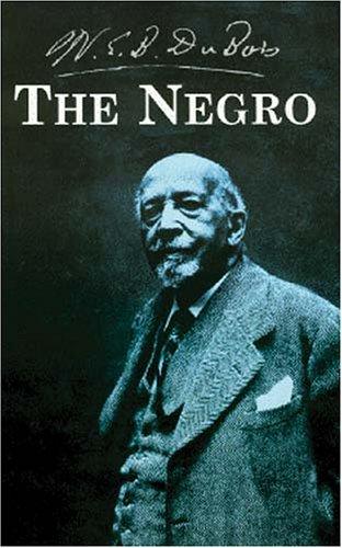 9780486414430: The Negro