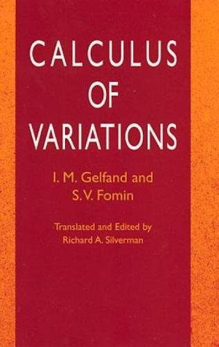 9780486414485: Calculus of Variations (Dover Books on Mathematics)