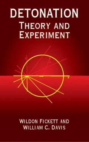 9780486414560: Detonation: Theory and Experiment (Dover Books on Physics)