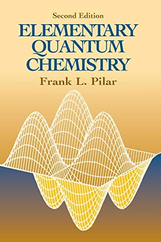 9780486414645: Elementary Quantum Chemistry, Second Edition (Dover Books on Chemistry)