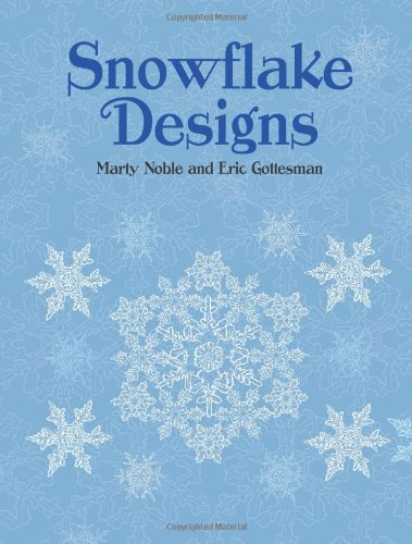 9780486415260: Snowflake Designs (Dover Pictorial Archives)
