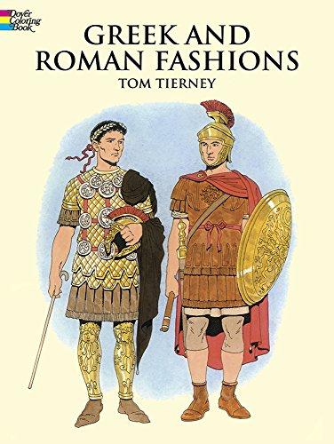 9780486415475: Greek and Roman Fashions