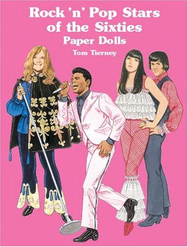 9780486415581: Rock 'n' Pop Stars of the Sixties Paper Dolls