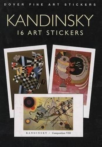 9780486415673: Kandinsky 16 Art