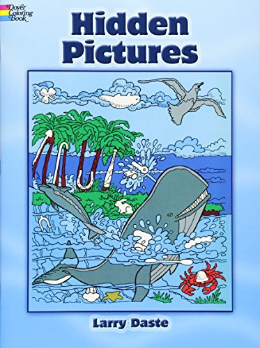 9780486415765: Hidden Pictures (Dover Children's Activity Books)