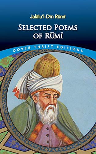 9780486415833: Selected Poems of Rumi (Dover Thrift Editions)
