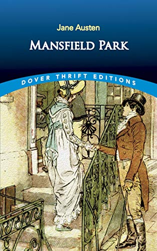 9780486415857: Mansfield Park (Dover Thrift Editions)