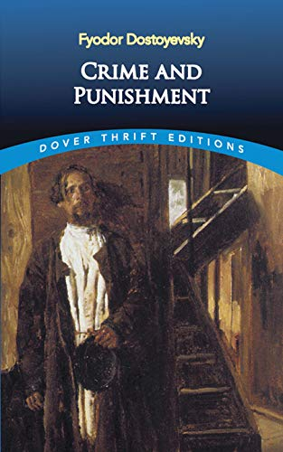 9780486415871: Crime and Punishment (Dover Thrift Editions)