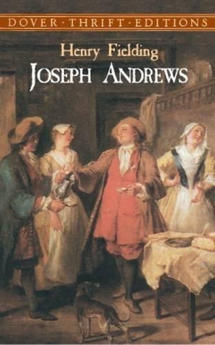 9780486415888: Joseph Andrews (Dover Thrift Editions)