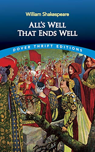 9780486415932: All's Well That Ends Well (Dover Thrift Editions)
