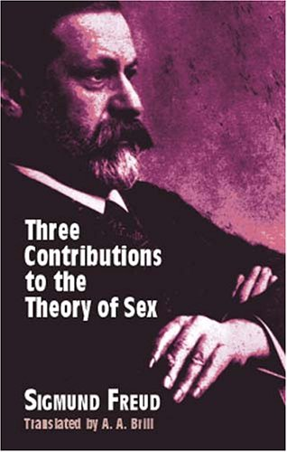 9780486416038: Three Contributions to the Theory of Sex