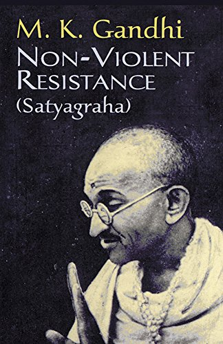 9780486416069: Non-Violent Resistance (Satyagraha)