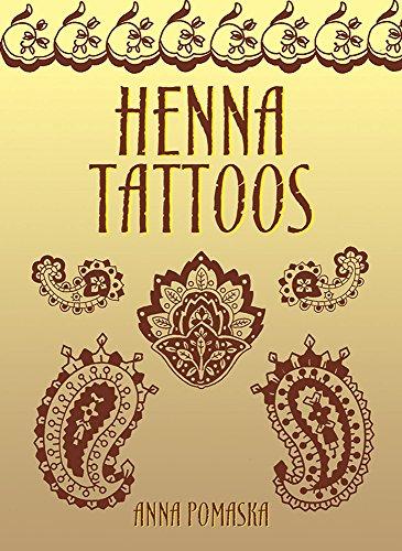 9780486416465: Henna Tattoos (Dover Tattoos)