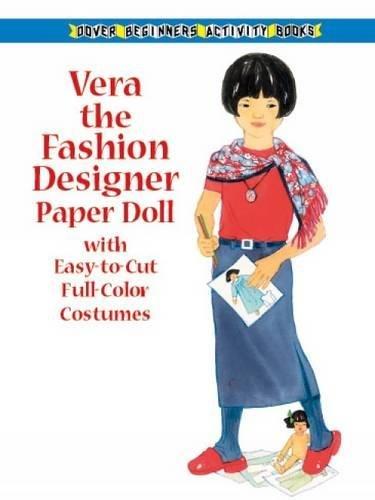 9780486416632: Vera the Fashion Designer Paper Doll (Dover Paper Dolls)