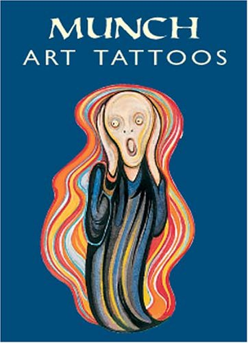 9780486416700: Munch Fine Art Tattoos