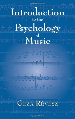 9780486416786: Introduction to the Psychology of Music (Dover Books on Music)