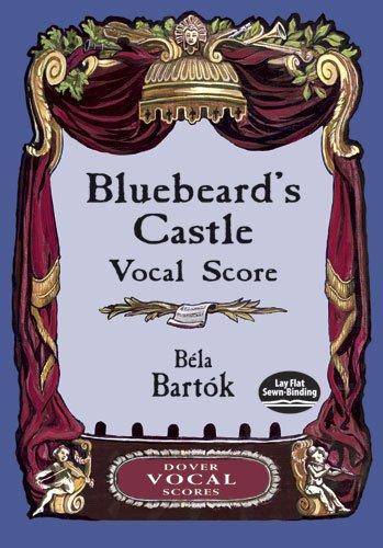 9780486416878: Bluebeard's Castle: Vocal Score. Op.11