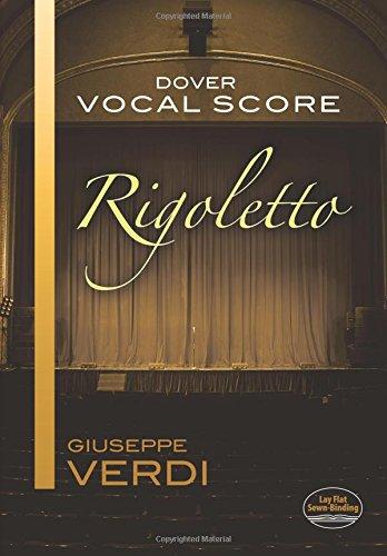 9780486416908: Rigoletto Vocal Score (Dover Vocal Scores)