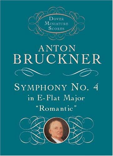9780486416977: Symphony No. 4 (Dover Miniature Scores)