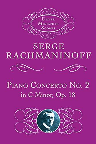 9780486416984: Piano Concerto No. 2 (Dover Miniature Music Scores)