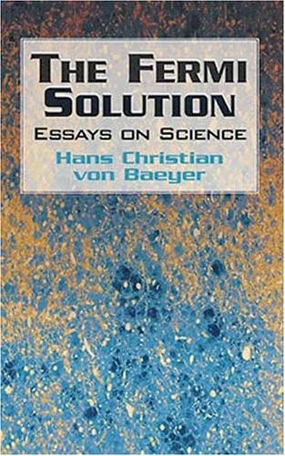 9780486417073: The Fermi Solution: Essays on Science