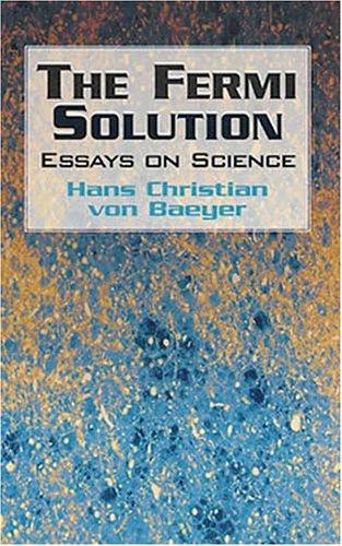 9780486417073: The Fermi Solution