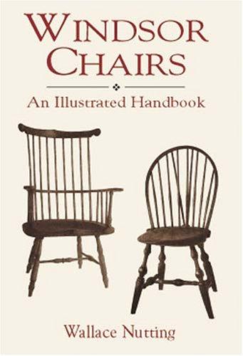 9780486417257: Windsor Chairs