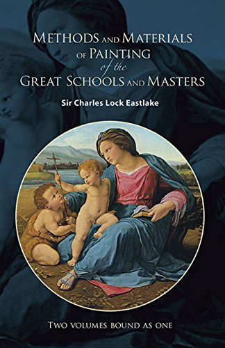 9780486417264: Methods and Materials of Painting of the Great Schools and Masters (Dover Fine Art, History of Art)