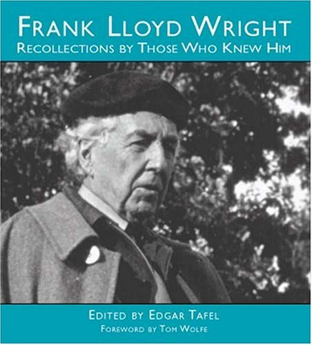 9780486417318: Frank Lloyd Wright: Recollections by Those Who Knew Him