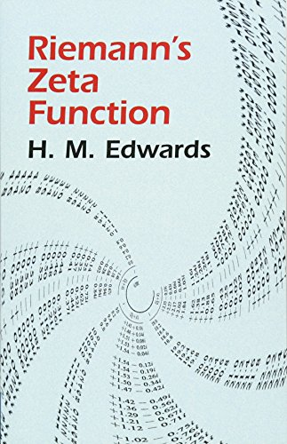 9780486417400: Riemann's Zeta Function