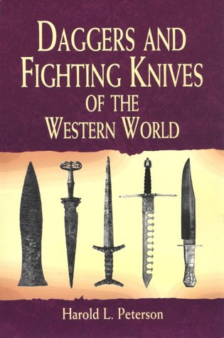 9780486417431: Daggers and Fighting Knives of the Western World