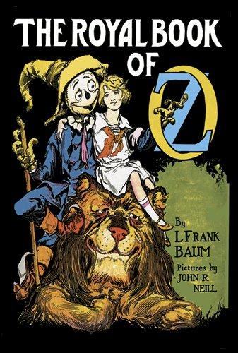 9780486417660: The Royal Book of Oz (Dover Children's Classics)