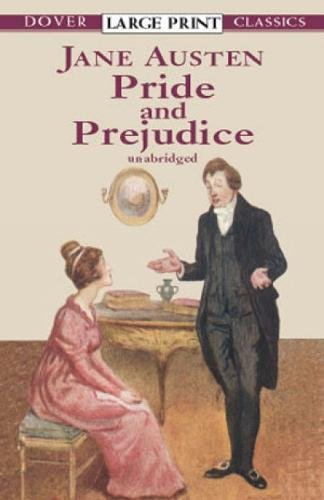 9780486417752: Pride and Prejudice (Dover Large Print Classics)