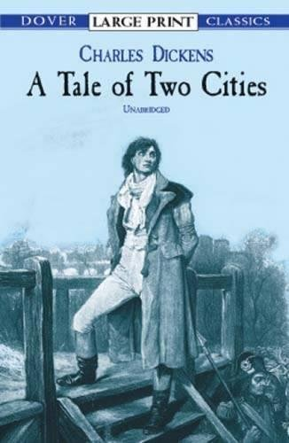 9780486417769: A Tale of Two Cities (Dover Large Print Classics)