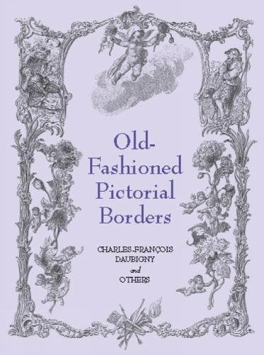 9780486417967: Old-Fashioned Pictorial Borders (Dover Pictorial Archive Series)