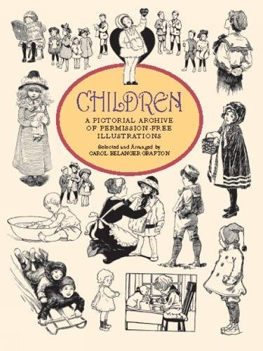 9780486417974: Children: A Pictorial Archive of Permission-Free Illustrations
