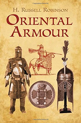 9780486418186: Oriental Armour (Dover Military History, Weapons, Armor)