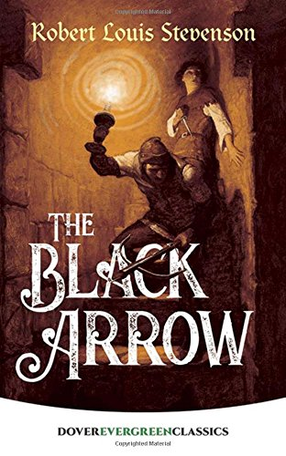 9780486418209: The Black Arrow (Dover Children's Evergreen Classics)