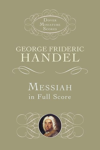 9780486419060: Messiah in Full Score (Dover Miniature Music Scores)