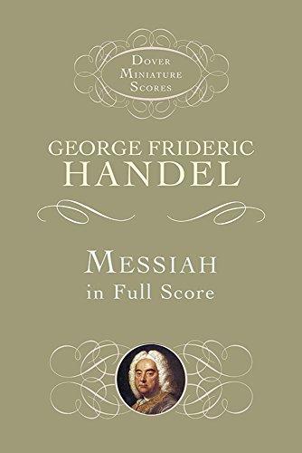 9780486419060: Messiah in full score